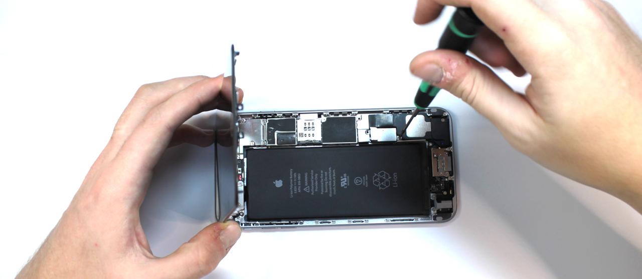Как заменить батарейку айфон 4